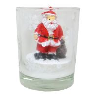 See more information about the Father Christmas Character Candle