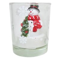 See more information about the Christmas Character Candle Snowman