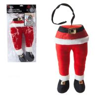 See more information about the Elves Behavin' Badly Bendy Santa Legs