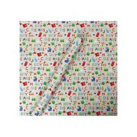 See more information about the 4m Whimsical Christmas Wrap - Text