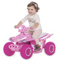 See more information about the Loko Force Quad Bike Pink With Battery & Charger
