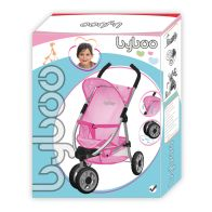 See more information about the Byboo 4 Wheel Jogger Pram 68cm