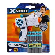 See more information about the X-Shot Micro Blaster Dart Gun