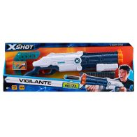 See more information about the X-Shot Vigilante 12 Dart Blaster 80 Foot Range