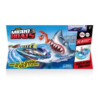 See more information about the Micro Boat Playset Shark Attack Challenge