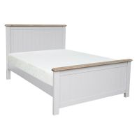 See more information about the Olivia Double Bed Grey & Oak