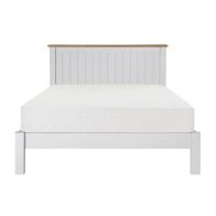 See more information about the Olivia Oak 5ft King Size High End Bed