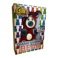 See more information about the Giant Candy Co USA Gummy  Bear Sweet 800g