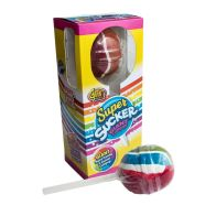 See more information about the Giant Candy Co Super Sucker Sweet