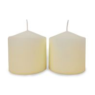 See more information about the 8cm Twin Pack Pillar Candle
