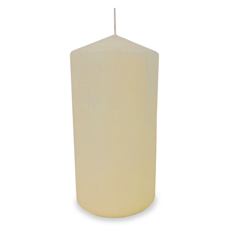 20cm Large Pillar Candle