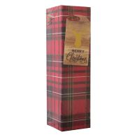 See more information about the Tartan With Stag Bottle Box