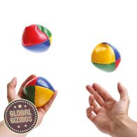 See more information about the Global Gizmos Set  of 3 Juggling Balls