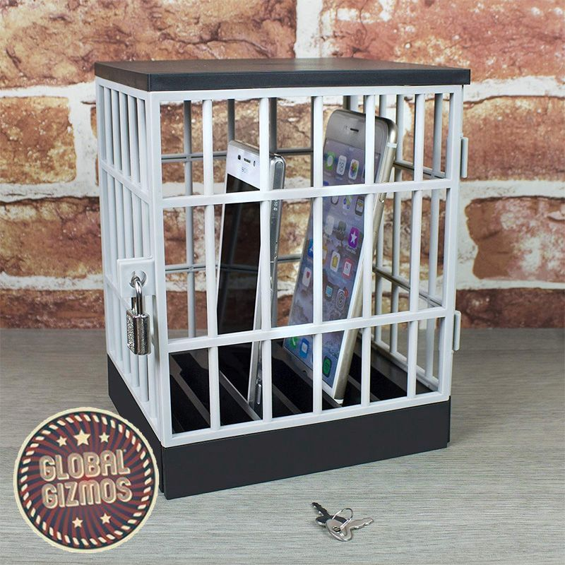 Global Gizmos Family Phone Jail Cell