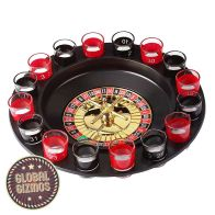 See more information about the Global Gizmos Roulette Drinking Game