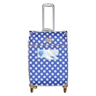 See more information about the IT Luggage 27 Inch Blue The Lite Summer Spots Suitcase