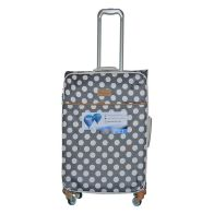 See more information about the IT Luggage 27 Inch Grey The Lite Summer Spots Suitcase