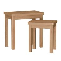 See more information about the Sienna Duo Nest of Tables Oak