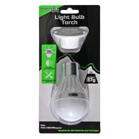 See more information about the Light Bulb Torch