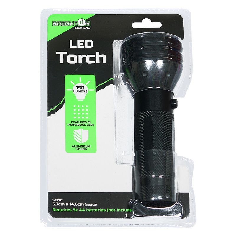51 Led Torch