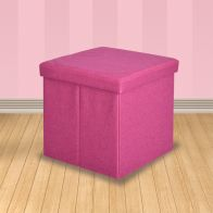See more information about the Secreto Storage Ottoman Pink