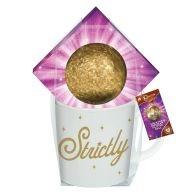 See more information about the Strictly Come Dancing Mug & Milk Chocolate Glitter Ball 50g