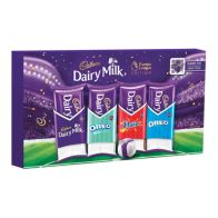 See more information about the Cadbury Premier League Chocolate Selection Box 455g