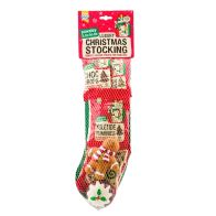 See more information about the Good Boy Dog Treats Luxury Christmas Stocking