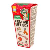 See more information about the Good Boy Dog Treats Festive Christmas Gift Box