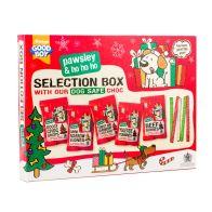 dog selection box