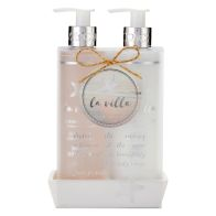 See more information about the La Villa Luxury Hand Care Gift Set