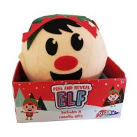 See more information about the Christmas Pass The Parcel - Elf Peel & Reveal