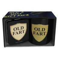 See more information about the Old Fart Mug & Mint Pack 405g