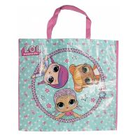 See more information about the LOL Surprise Large Reusable Bag - Blue