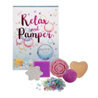 See more information about the Relax & Pamper Bath Time Advent Calendar
