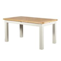 See more information about the Harmony White 1.5-1.9M Extending Dining Table