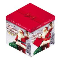 See more information about the Traditional Santa Christmas Gift Box Set