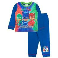 See more information about the Boys Toddler PJ Masks Snuggle Pyjamas 18-24 months