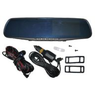 See more information about the Rear Mirror Dash Cam With Rear View Camera