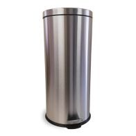 See more information about the Stainless Steel Pedal Bin 30 Litre