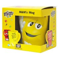 See more information about the M&Ms Chocolate Mug 45g - Yellow