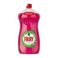 See more information about the Fairy Washing Up Liquid Pink Jasmine 1.19L