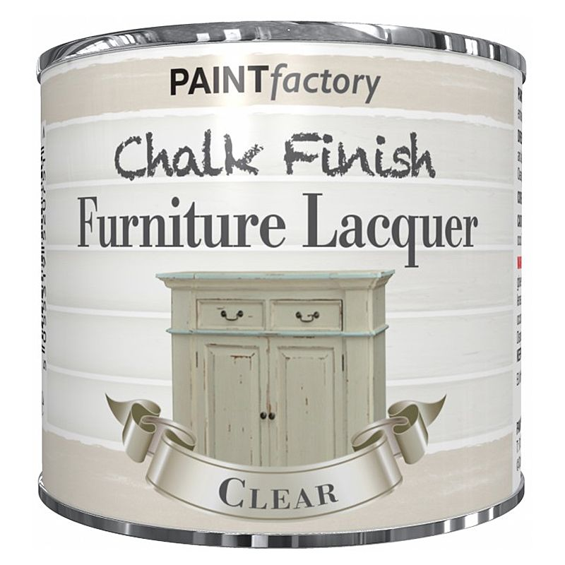 Paint Factory Chalk Finish Furniture, How To Lacquer Furniture