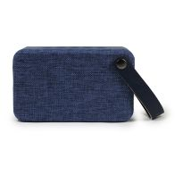 See more information about the Soundz Fabric Bluetooth Speaker Blue