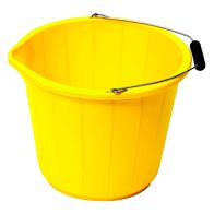 See more information about the Heavy Duty Yellow Builders Bucket