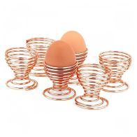 See more information about the Apollo 6 Copper Wire Egg Cups