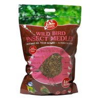 See more information about the Nature Watch Wild Bird Insect Medley Bird Food 1KG