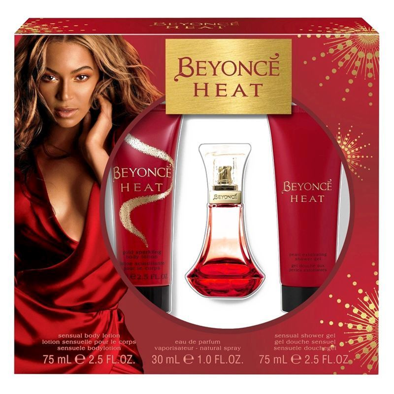 See more information about the Beyonc Heat 3 Piece Gift Set