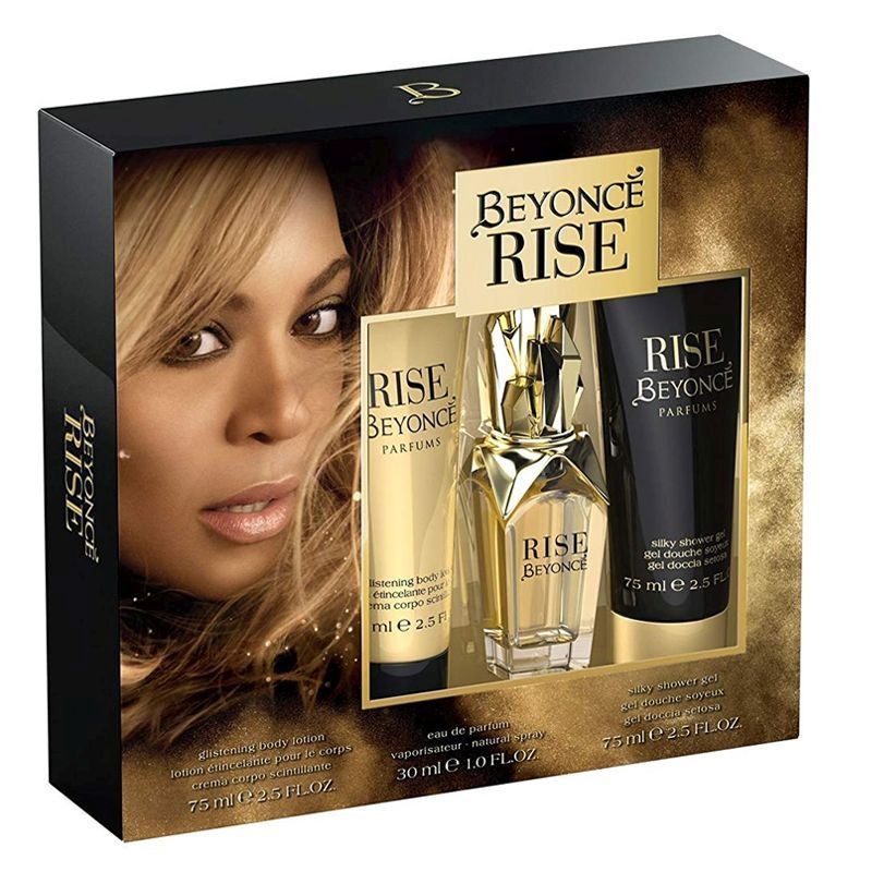 See more information about the Beyonce Heat Rise 3 Piece Gift Set