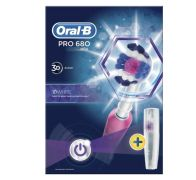 See more information about the Oral-B Rechrgble Pink Electric Toothbrush & Toothpaste
